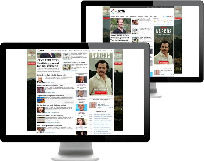 Advertiser.com.au Online Credentials